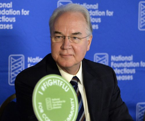 Health Secretary Tom Price resigns, regrets 'distraction'