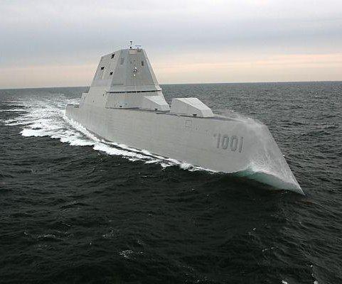 USS Michael Monsoor 'exceeds' specifications in acceptance trials