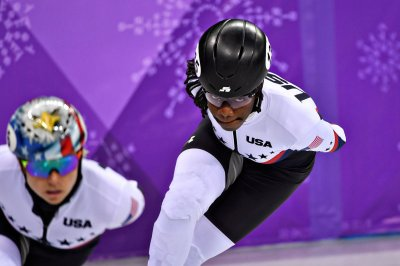 U.S. Olympian Biney: Hard to follow advice from Simone Biles