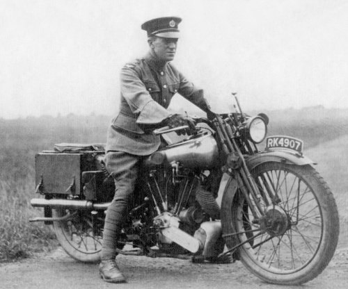 On This Day: Lawrence of Arabia dies after motorcycle crash