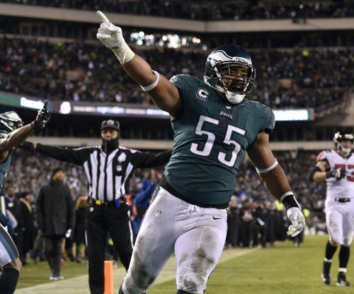 Eagles' Brandon Graham OK with playing out contract