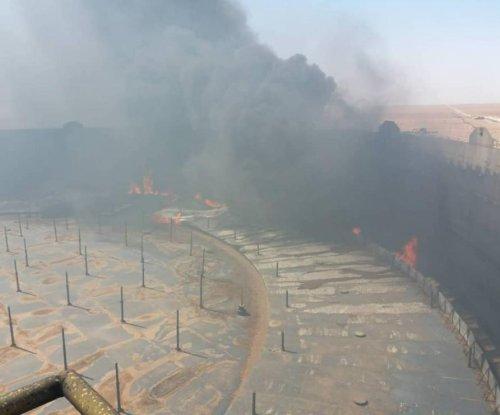 Oil depots in Libya recaptured