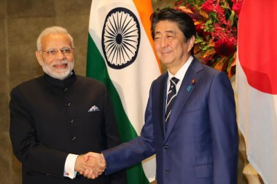 Japan, India reaffirm joint role in 'Indo-Pacific strategy'