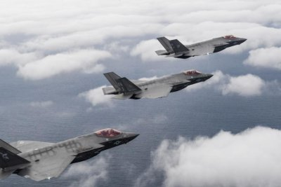 U.S. Navy declares F-35C ready for combat