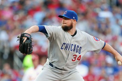 Cubs' Jon Lester calls himself 'weakest link' in pitching rotation