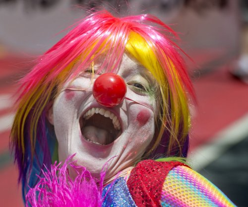 Worker at New Zealand company brings clown to firing meeting