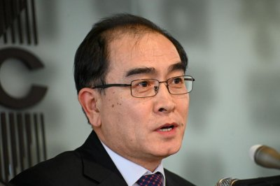 Defector Thae Yong-ho: Trump's North Korea policy a failure
