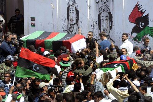 Russia says NATO violates Libya resolution