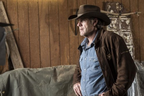 'Longmire' canceled after three seasons on A&E