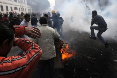 Over 20 killed in Egypt clashes between police and soccer fans