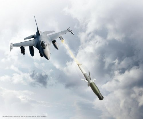 U.S. Air Force acquires APKWS laser-guided rocket kits