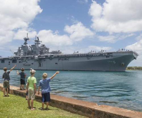 Ingalls Shipbuilding gets $272 million LHA-8 contract