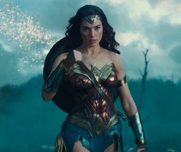Gal Gadot fights back in new 'Wonder Woman' trailer