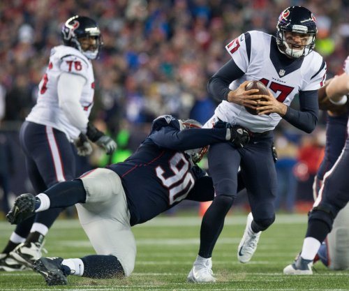 Houston Texans boost offense by firing offensive coordinator George Godsey
