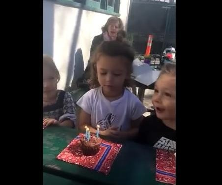Gwen Stefani celebrates son Apollo's 3rd birthday
