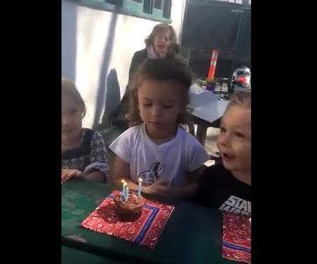 Gwen Stefani celebrates son Apollo's 3rd birthday