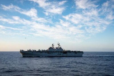 BAE awarded $68.9M for work on three U.S. Navy vessels