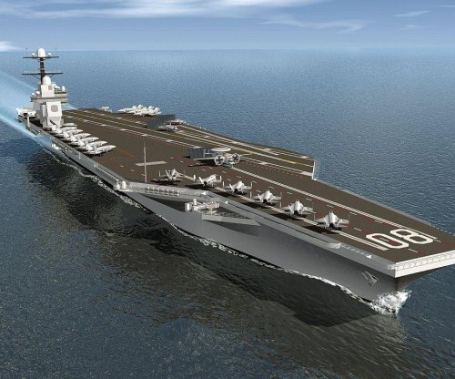 Huntington Ingalls Industries awarded $14.9B to build two aircraft carriers