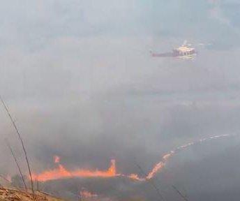 California fire burns 7,200 acres, forces evacuations