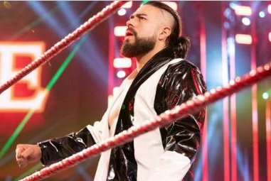 WWE releases Andrade