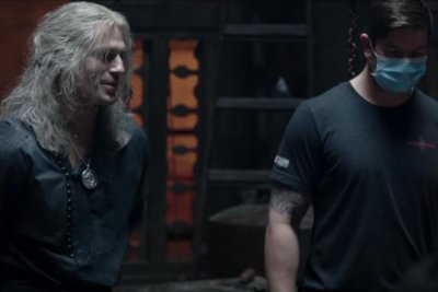 'The Witcher': Netflix gives behind-the-scenes look at Season 2