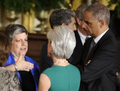 Homegrown radicals as dangerous as jihadists, Napolitano says