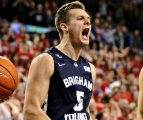BYU ends No. 3 Gonzaga's 41-game home win streak