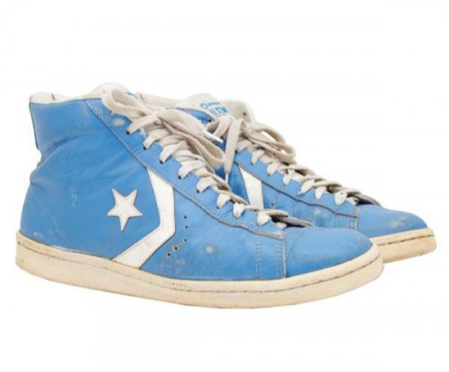 Michael Jordan UNC sneakers sell for $33,387