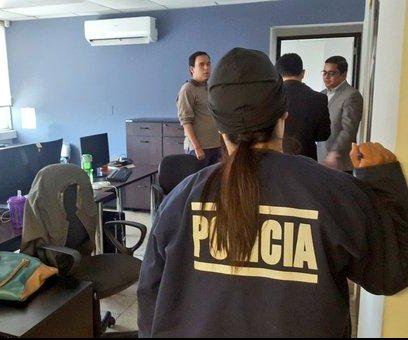 Panama Papers: Mossack Fonseca law firm raided by El Salvador police