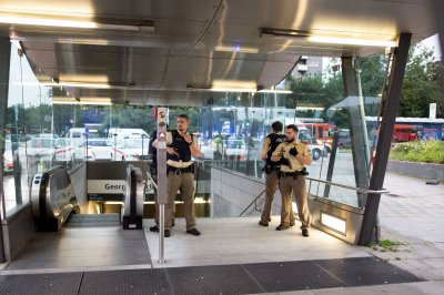 Police say teen Munich shooter researched mass shootings