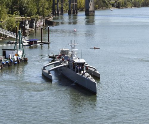 Leidos completes unmanned Sea Hunter ship performance tests