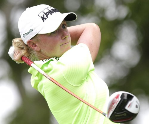 Stacy Lewis claims share of Bahamas LPGA third-round lead with Lexi Thompson