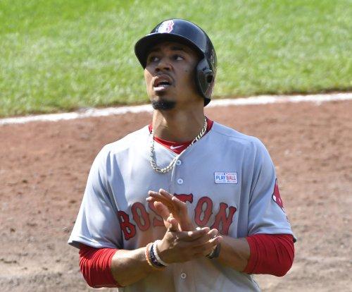 Mookie Betts hits two home runs as Boston Red Sox coast past Philadelphia Phillies