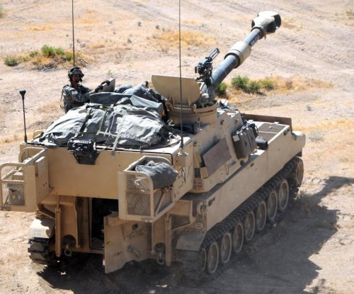 Raytheon receives $127M contract for Excalibur artillery rounds