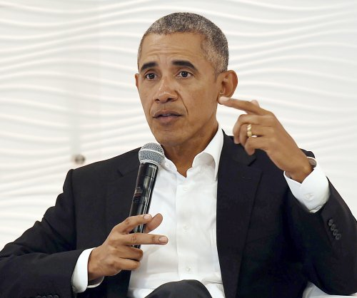 Obama: There's a 'pause in American leadership' on climate change