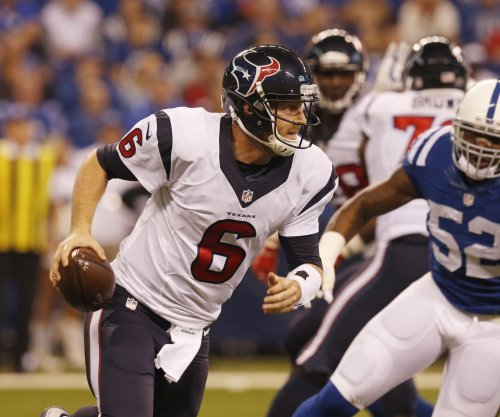 Houston Texans QB T.J. Yates hopes to be better this week