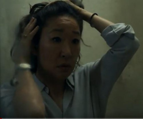 Sandra Oh is obsessed with assassin in 'Killing Eve' trailer