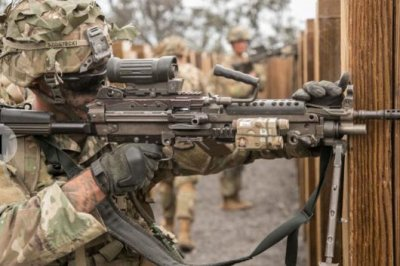 U.S. Army plans adoption of Next Generation Squad Weapon
