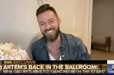 Artem Chigvintsev joins 'Dancing with the Stars' Season 29