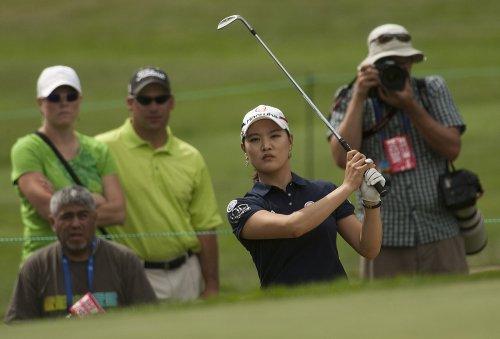 Ryu takes lead at Women's Australian Open