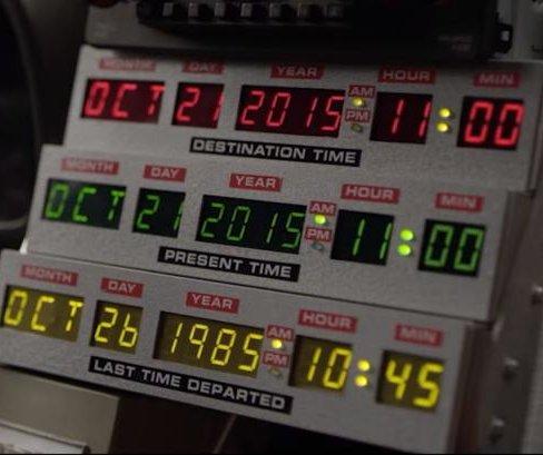 Back to the Future Day brings DeLorean Lyft rides, Pepsi Perfect