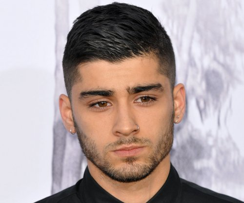 Zayn Malik launches tumblr page