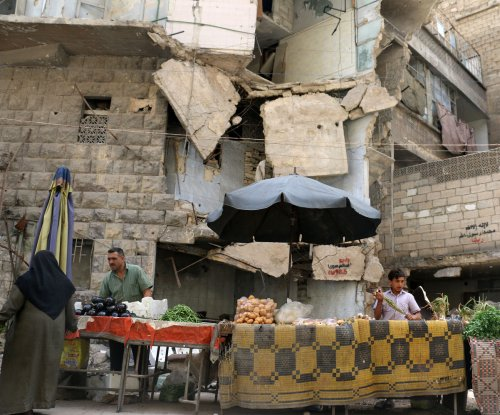Syrian regime carries out attacks in Aleppo despite Russian cease-fire effort
