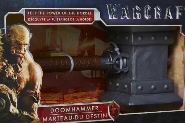 Top 10 most dangerous toys list includes Warcraft Doomhammer, Nerf gun -  UPI.com