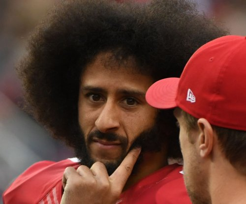 San Francisco 49ers' new brass meets with Colin Kaepernick