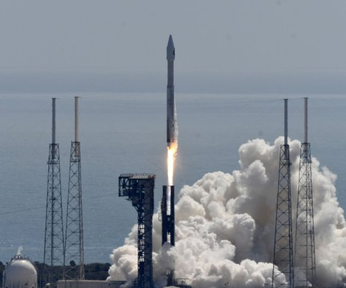 Cygnus resupply mission to space station lifts off