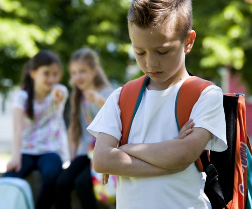 Bullying in childhood linked to health risk in adulthood