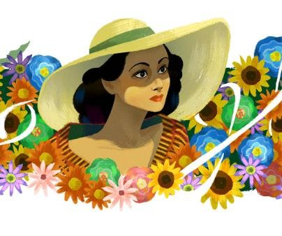 Google honors actress Dolores del Rio with new Doodle