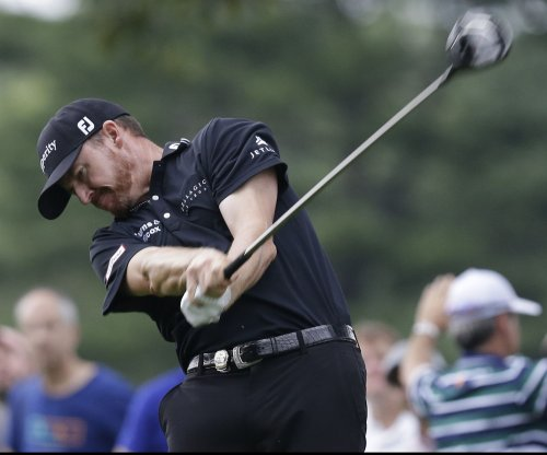 Bridgestone Invitational: Jimmy Walker seizes lead