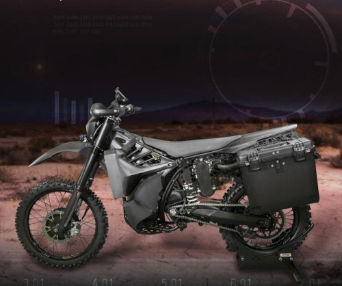 Logos Technologies gets DARPA contract for SilentHawk motorcycle